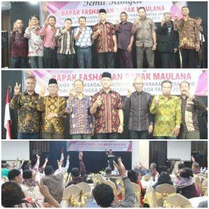 Giliran Tim Pasada dan Komunitas Masyarakat Batak Jambi Siap Menangkan Fasha-Maulana