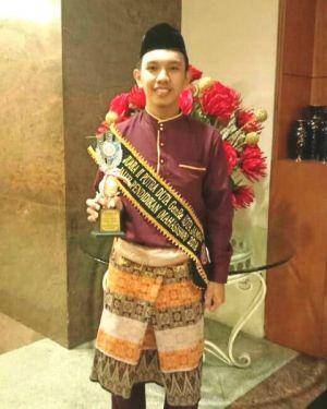 Wakili STISIP NH Dendy Seftiawan Berhasil Masuk Nominasi Duta GenRe di Kota Jambi