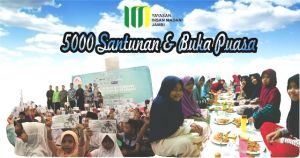 Target Bahagiakan 5.000 anak Yatim-duafa, Insan Madani Gelar Santunan Ramadan