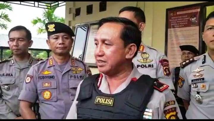 Kapolda Jambi Brigjen Pol Muchlis AS