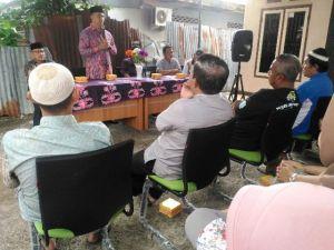Berkat Fasha, 200 KK Di Kelurahan Thehok Kembali Teraliri City Gas