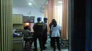 2 Polisi yang Diduga Korban Penyerangan di Polsek Muaro Sebo Dirawat di IGD Bhayangkara