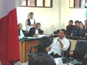 Lima Anggota DPRD Provinsi Jambi jadi Saksi Sidang Supriyono Hari ini