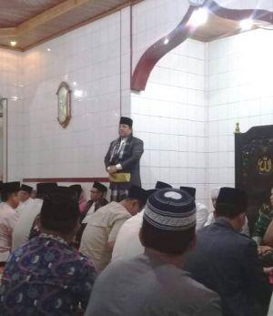 Tim Safari Pemkot Sungai Penuh Sambangi Masjid Nurul Hidayah Simpang Tiga Rawang