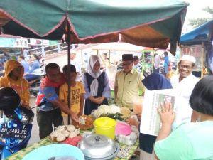 Sisir Pusat Ekonomi Rakyat, FAJAR Blusukan di Sejumlah Pasar Ini