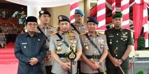 Polda Jambi Resmi Menjadi Tipe A, Kapolri Tito: Pelayanan Publik Harus Lebih Baik