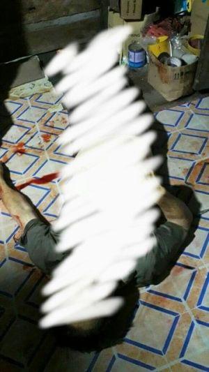 Warga Taraweh di Mesjid, Kicing  Warga Lambur Ditemukan Tewas di Rumahnya