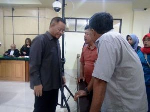 Pekan Depan Sidang Tuntutan Terdakwa Supriyono