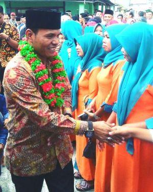 Apresiasi Program PB HKKN, Zainal Abidin: Kami Siap Bekerja Sama