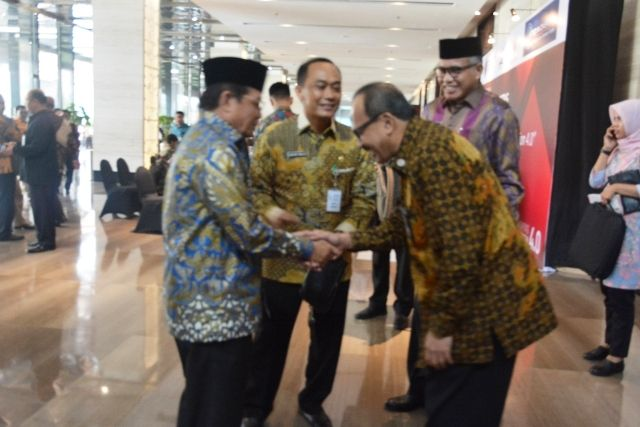 Fachrori mengikuti Pembukaan Program Penguatan Kapasitas Pemimpin Indonesia