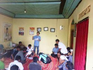 Muchlisin: Tim FAJAR Target Menang di Dapil IV