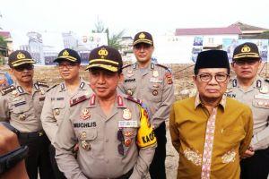 Kapolda Jambi Pinta Pembangunan RS Bhayangkara Mayang Mangurai Tepat Waktu