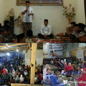 Cabup Zainal Abidin Buka Puasa Bersama Anak Yatim