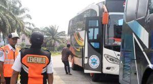 Angkutan AKDP Belum  Masuk Terminal, Kemenhubdat Muara Bungo  Ancam Cabut Izin Loket dan PO