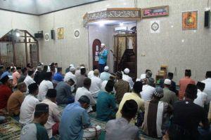 Ketua DMI Kota Jambi Fasha Safari Ramadan di Masjid Nur Taqwa Paal V