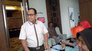 Sehari Setelah Lebaran, Komisioner Terpilih 7 KPU Kabupaten di Jambi Dilantik di Padang