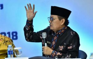 Plt Gubernur Jambi Undang Pimpinan Media Hadiri Open House Idul Fitri