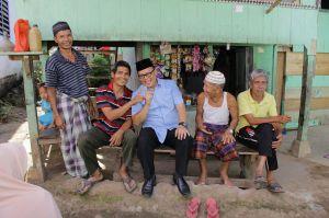 Soal Pemenang Pilkada Merangin, Opuk: Jawabannya Adalah FAJAR