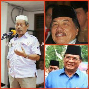 Tiga Mantan Bupati Sukses, Hadiri Kampanye Akbar FAJAR