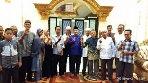 Alihkan Dukungan, Tim Pensiunan Transmigrasi Jambi Siap Menangkan Fasha-Maulana