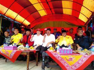 HBA-EDI Hadiri Kampanye Monadi-Edison