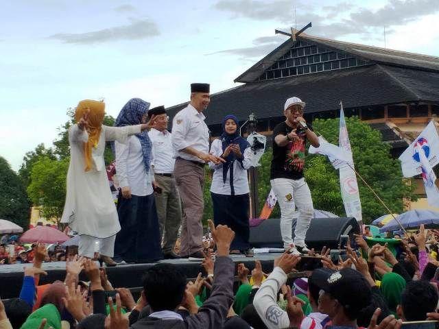 Kampanye Akbar Fasha-Maulana