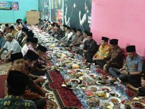 Wako AJB Halal Bi Halal Dengan Kerapatan Adat Enam Luhah Sungai Penuh