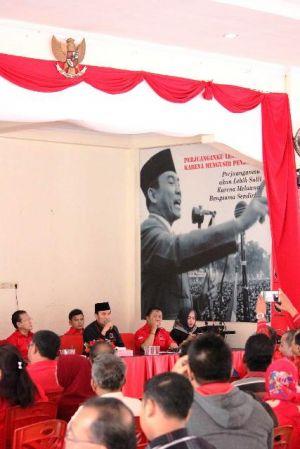 DPP PDIP Turun ke Jambi, Prof Rokhmin: Kader Harus Menangkan 3 Cakada di Jambi
