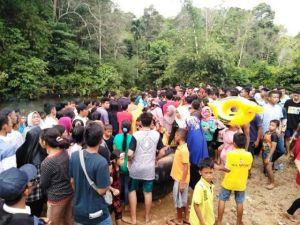 Wisata Lubuk Beringin Makan Korban, Siswi SMP Tewas Tenggelam