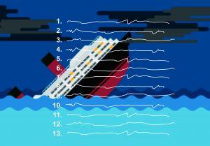 Ini Daftar Korban Kapal Tanjabtim yang Tenggelam di Lingga