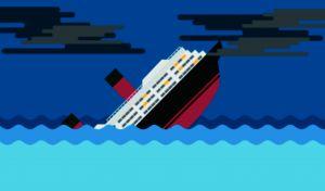 Kapal Berkat Anugrah Asal Tanjabtim Tenggelam di Lingga, 1 Orang Meninggal Dunia