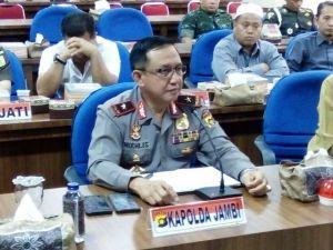 H-2 Pilkada Cyber Patroli Polda Jambi Deteksi Akun-akun di Medsos yang Menyebar Provokasi