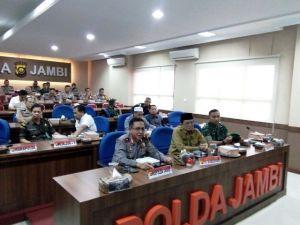 Saat Pencoblosan Kapolda Jambi akan Berada di Kabupaten Kerinci