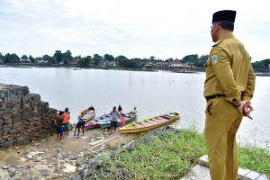 Sidak Danau Sipin, Fasha Pastikan Jadi Destinasi Wisata Unggulan Kota Jambi