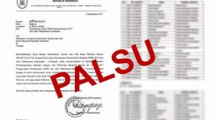 Waspada Info Hoax... Lowongan CPNS Belum Dibuka