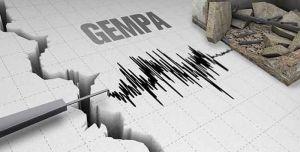 Ada Gempa 2,8 SR di Pacitan