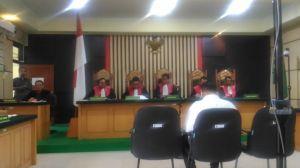 BREAKING NEWS:  Supriyono Divonis 6 Tahun Penjara