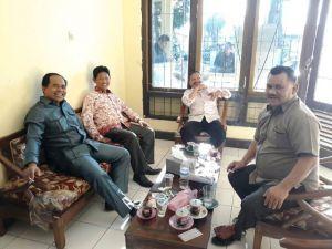 Jelang Penutupan Pendaftaran Bawaslu Kabupaten Se-Jambi, Ketua KIP Datangi Sekretariat Timsel