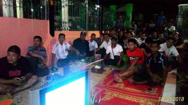 Aktivitas Rumah Juang Prabowo Subianto