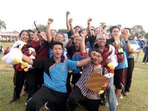 Festival Olahraga Tradisional di Jambi Resmi Ditutup, Kontingen DIY Ucapkan Terimah Kasih