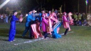 Festival Olahraga Tradisional Tingkat Nasional di Provinsi Jambi Resmi Dibuka