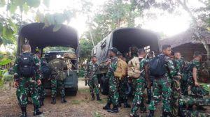 Satgas TMMD Ke-102 Mulai Berdatangan Di Desa Bonomerto