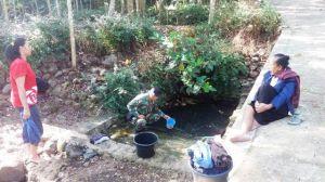 Pembangunan Di Tempat Sumber Air Sangat Dibutuhkan Warga