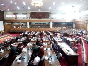 Nah, Penugasan Sekda Dianto dalam Rapat Paripurna Dipersoalkan
