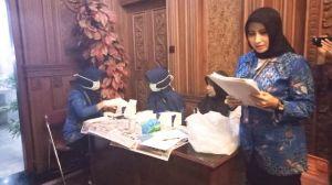 Puluhan Pejabat Pemprov Jambi Mendadak Dites Urine, Begini Kata Sekda Jika Terindikasi Positif