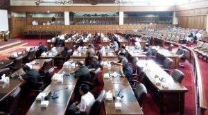 Pemprov Sampaikan KUA PPAS APBD 2019 ke DPRD Provinsi Jambi