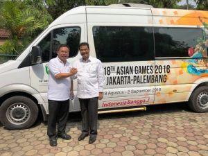 SAH Pimpin Komisi X, Pantau Kesiapan Palembang Gelar Asian Games 2018