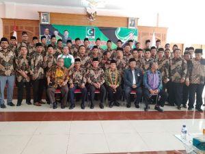 Dihadiri Akbar Tanjung dan Sukandar, Maulana Lantik Syahlan jadi Ketua Kahmi Tebo