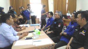 Nasdem Daftarkan 55 Calegnya ke KPU Provinsi Jambi