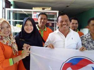 Mantap Menuju Senayan Lewat Perindo, Haji Salam: Untuk Masyarakat Tani Indonesia